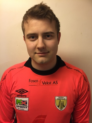 12 Thomas Adsen keeper