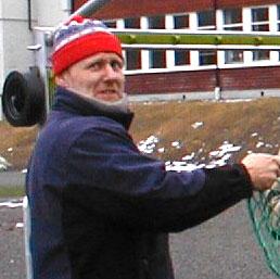 Primus motor for årets 6.divisjonslag; Terje Ressem