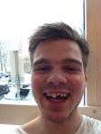 Jesper var meget solid mot Vanvik og blir derfor banens beste!